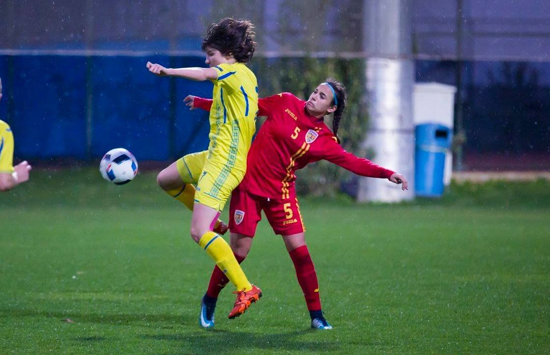 UKraine women football, Румунія, жіноча національна збірна, збірна України жінки, відбір до КС-2019, женская сборная Украины, Turkish Women's Cup 2018