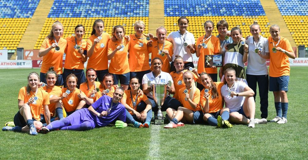 У Вищу лігу команда з Маріуполя потрапила за результатами чемпіонату Першої ліги сезону 2018/2019 років