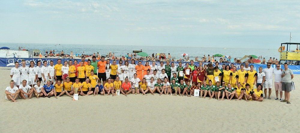 пляжний футбол 2020, Чемпіонат України сереж жінок, АПФУ, Women's Beach Soccer, женский футбол пляжный, ЖФК, Чемпионат Украины, Францескевич, Одеса