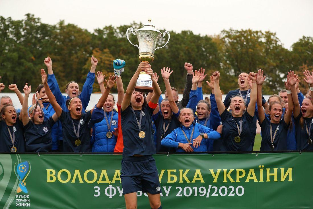 Кубок України серед жінок, Кубок України 2019-2020, жінки футбол, змагання кубку, жіночий Кубок України, футбол женский, УАФ, жіночий футбол