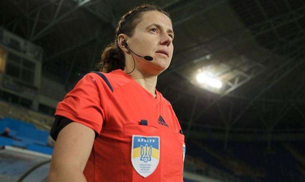 Катерина Монзуль в ТОП-3 найкращих арбітрів світу 2020 року | ЖІНОЧИЙ  ФУТБОЛ УКРАЇНИ УАФ