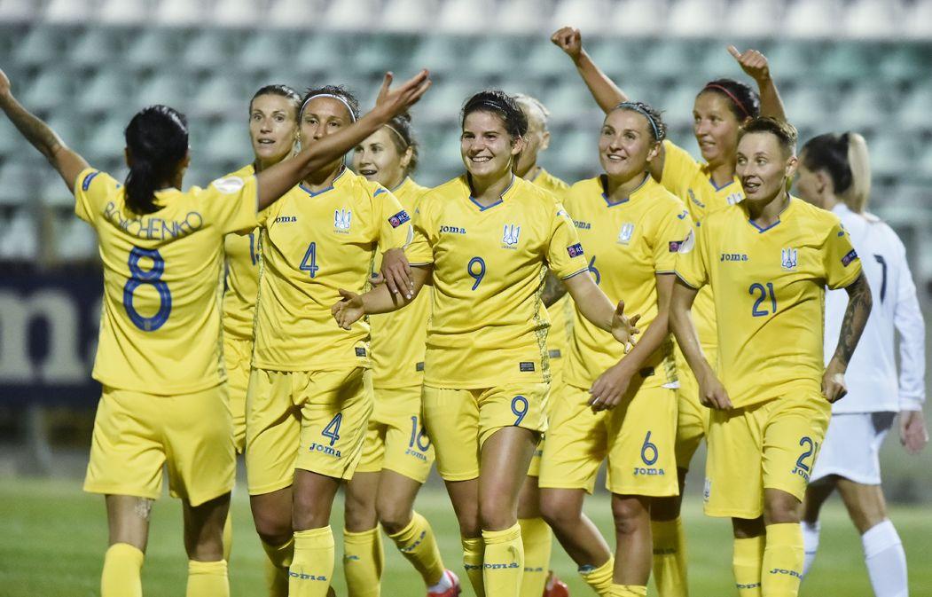 Чемпіонат Європи 2022, національна жіноча збірна, женский футбол, женская сборная, МиЗбірна, ЄВРО-2022, Зінченко Наталія, жіночий футбол, WEURO2022,