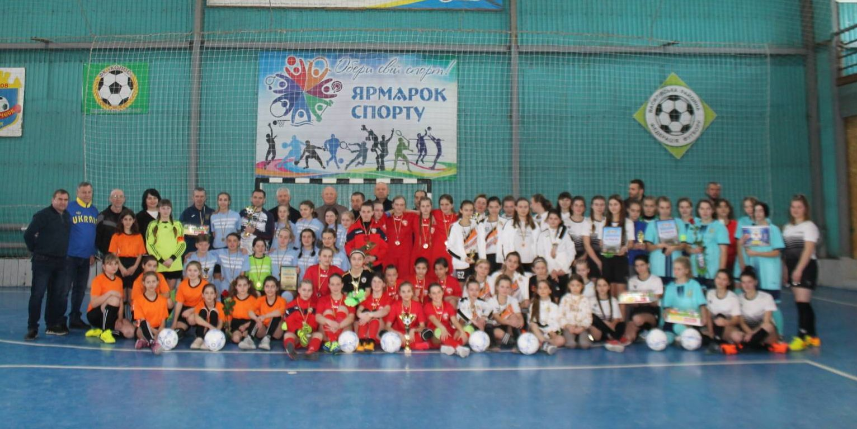 жіночий футбол, женский футбол, УАФ, Запоріжжя, дівчата футбол, турнір