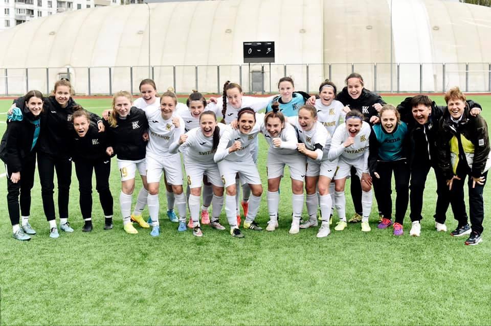 Колос Ковалівка, жіночий футбол, женский футбол, УАФ, жінки футбол, Чемпіонат України