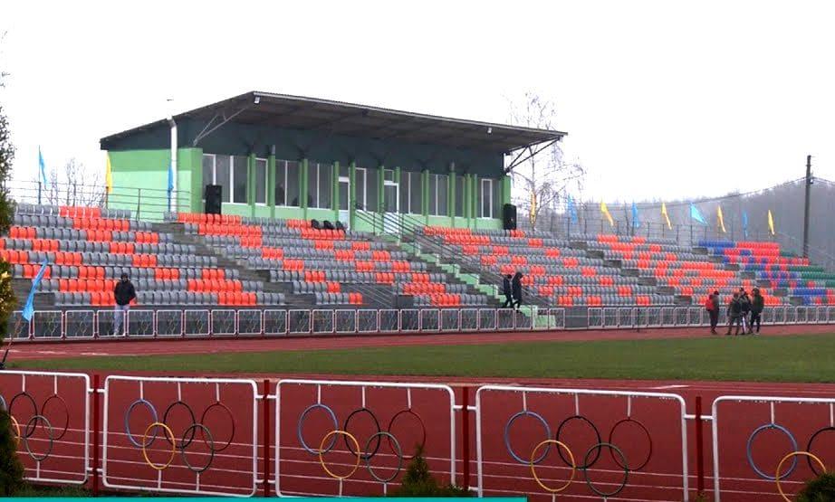 Стадіон «Колос»— багатофункціональний спортивний комплекс уКостополі