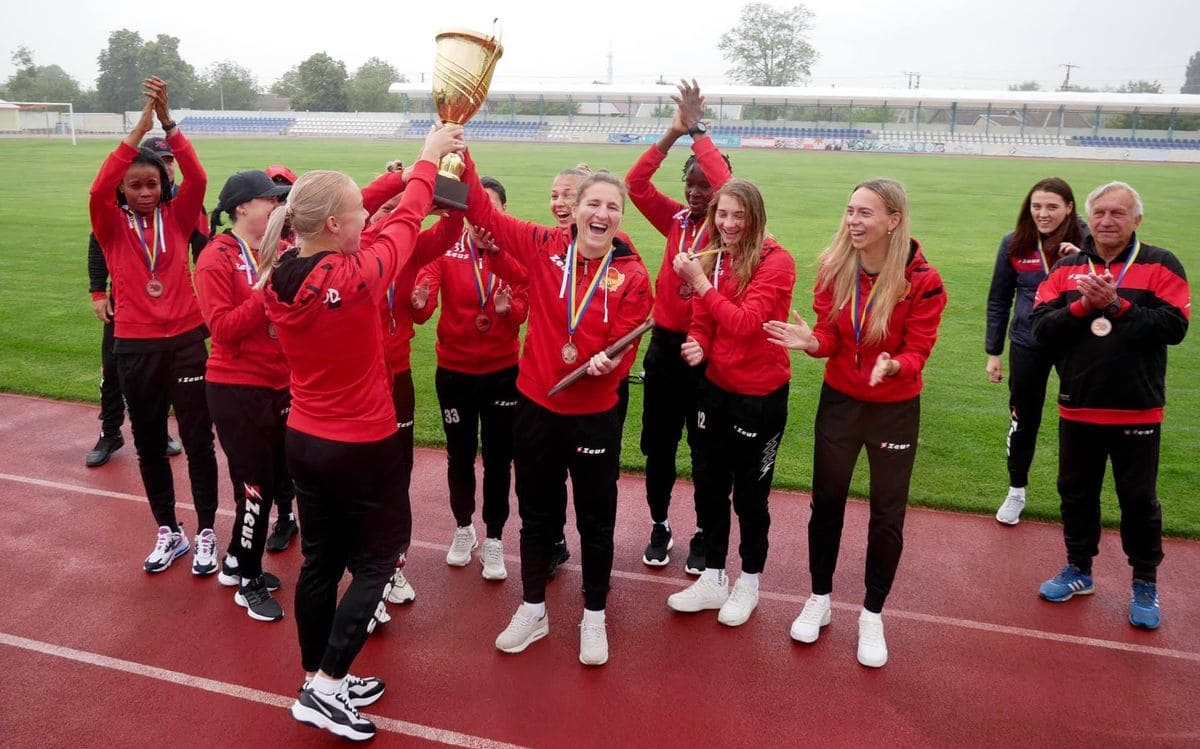 Восход Стара Маячка, Вища ліга, жінки, УАФ, бронзові призери, жіночий футбол, клуби учасники, женский футбол, ЖФК, жіночий футбол