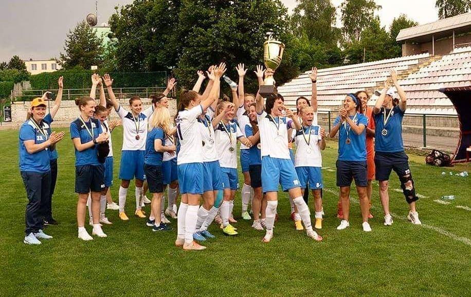ЖФК Житлобуд-2, жіночий футбол, срібний призер, 2020-2021, УАФ, женский футбол, Жилстрой-2, Вища ліга