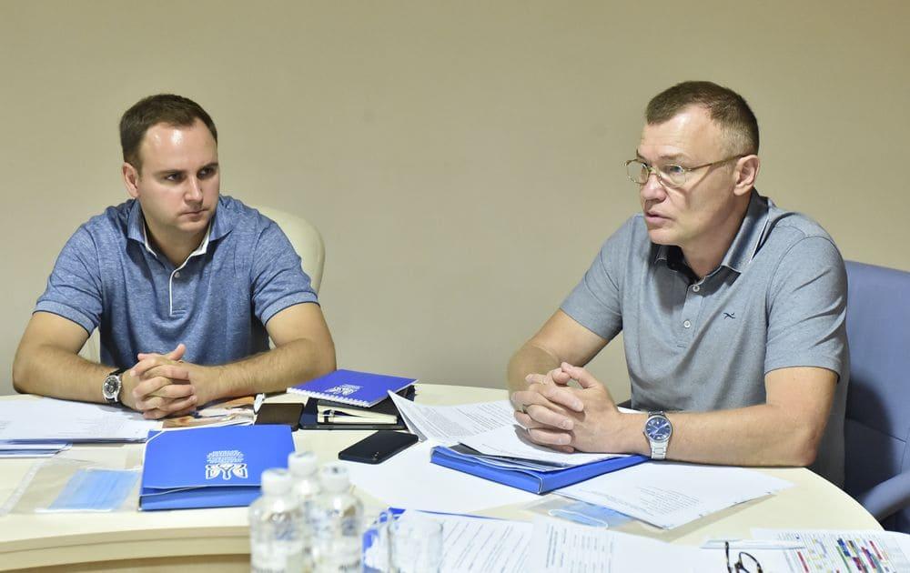 Засідання Комітету жіночого футболу УАФ від 27.07.2021